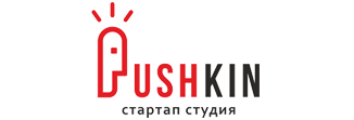 Стартап-студия Pushkin - Брендинг